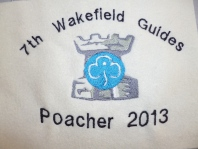 Proposal for Girl Guides Hoodies